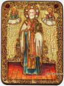 Николай Чудотворец - икона подарочная