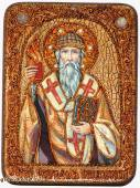 Спиридон Тримифунтский - икона подарочная