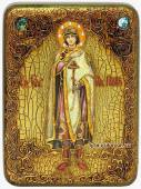 князь Глеб - подарочная икона