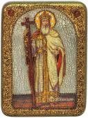 Князь Владимир - икона подарочная