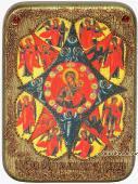 Неопалимая купина  -подарочная икона