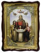 Вера, Надежда, Любовь, икона 60х80см