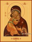 Икона Владимирской Б.М.