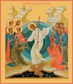 Воскресение Христово икона, артикул 90284