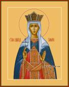 Тамара царица икона артикул 90129