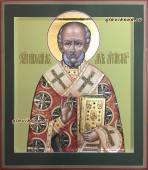 Икона святого Николая, артикул 543