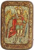 Икона под старину Архангела Михаила