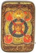 Всевидящее око Божие икона подарочная 10х15 см