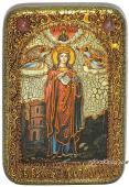 Варвара Илиопольская икона подарочная 10х15 см