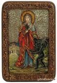 Марина Антиохийская икона подарочная 10х15 см