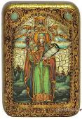 Параскева Пятница икона подарочная 10х15 см