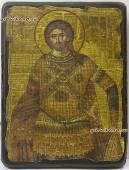 Состаренная икона Артемия