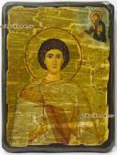 Виталий, состаренная икона