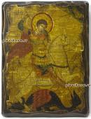 Икона Геория убивающего змия