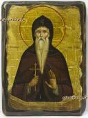 Даниил Столпник - икона под старину