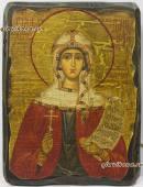 Дарья Римская - икона под старину