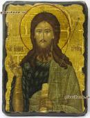 Состаренная икона святого Иоанна