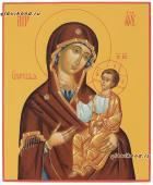 рукописная икона Иверская артикул 279