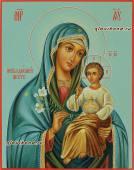 Рукописная икона Неувядаемый цвет артикул 289