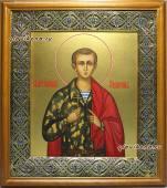 Икона Евгения Родионова в киоте