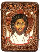 Спас Нерукотворный икона под старину