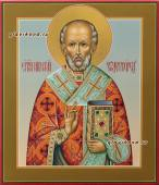 Икона Николай Чудотворец, артикул 531