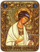 Икона состаренная Ангела Хранителя
