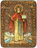 Даниил Московский аналойная икона