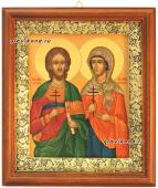 Адриан и Наталья мученики