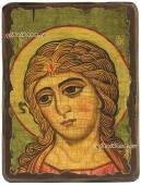 Ангел Златые власы, икона под старину