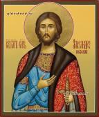 Александр Невский, икона рукописная артикул 6116