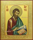 Икона писаная святого апостола Матфея артикул 6213