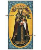 Благодатное небо, икона рукописная артикул 5292