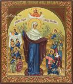 Всех скорбящих Радость рукописная икона артикул 5296