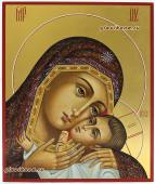 Богородица Корсунская икона писаная артикул 276