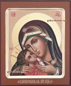 Богородица Касперовская, рукописная икона артикул 5306