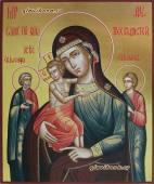 Трех Радостей рукописная икона артикул 5317