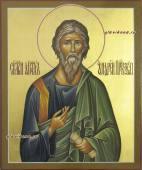 Андрей Первозванный икона на золоте, артикул 6017