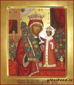 Благоуханный Цвет, икона писаная артикул 219