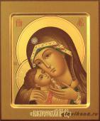 Божия Матерь Касперовская писаная икона артикул 214