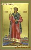 Мерная икона благоверного князя Игоря атрикул 108