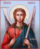 Ангел Хранитель икона написанная в академическом стиле - артикул 715