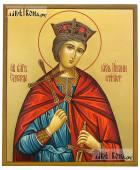 Писаная икона святого Эдуарда, короля Английского