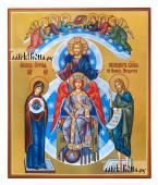 София - Премудрость Божия писанная темперой икона артикул 409