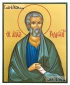 Апостол Родион писаная икона на деревянной доске артикул 6251