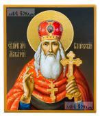 Макарий Каневский, Овручский, рукописная икона