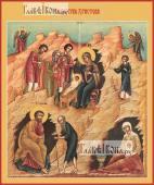 Рождество Христово икона печатная на доске артикул 90366
