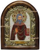 Рафаил священномученик, пресвитер, дивеевская икона из бисера