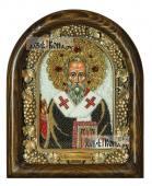 Павел Константинопольский дивеевская икона из бисера