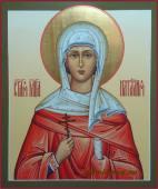 Икона мученицы Натальи на заказ, артикул 540